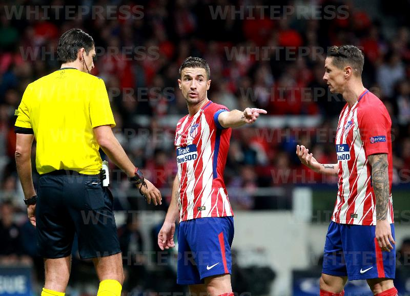 Atletico de Madrid y del Qarabag
