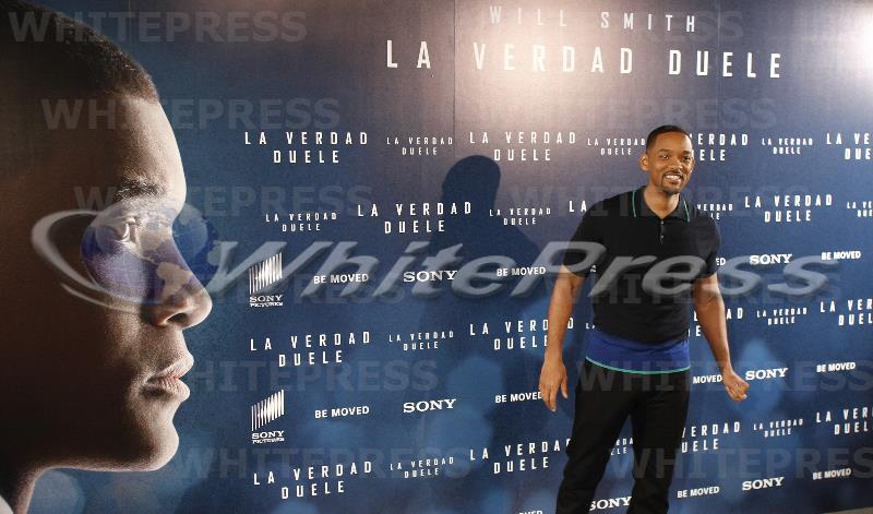 Will Smith Photocall de La Verdad Duele