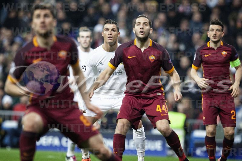 Real Madrid 2 Roma 0